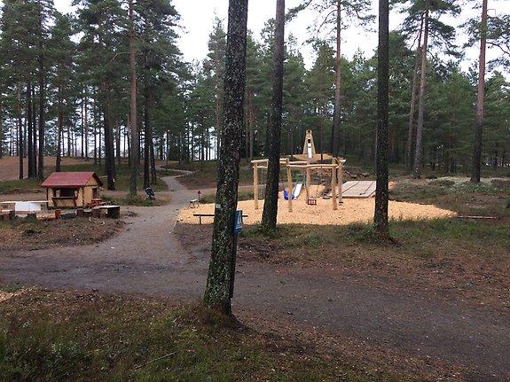 Trffpunkt Hestragrden (Hestra) - Gislaveds kommun